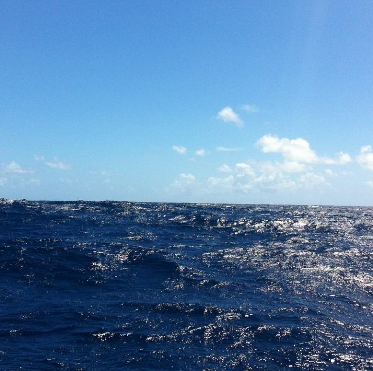 Überfahrt zurück in die Rodney Bay, St. Lucia